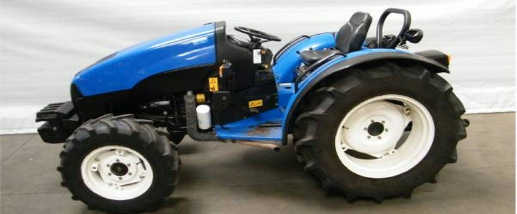 Tractors by Leisure Ride