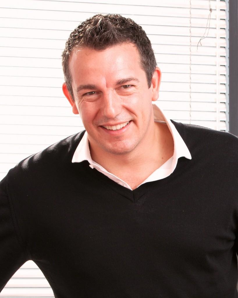 Greg Moore, Manager - Leisure Ride UAE