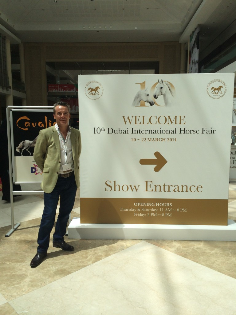 Leisure Ride, Dubai International Horse Fair